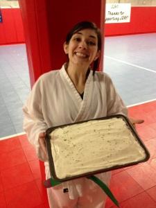 Key Lime Cake - Banzai!