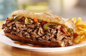 Chicago-Style Italian Beef