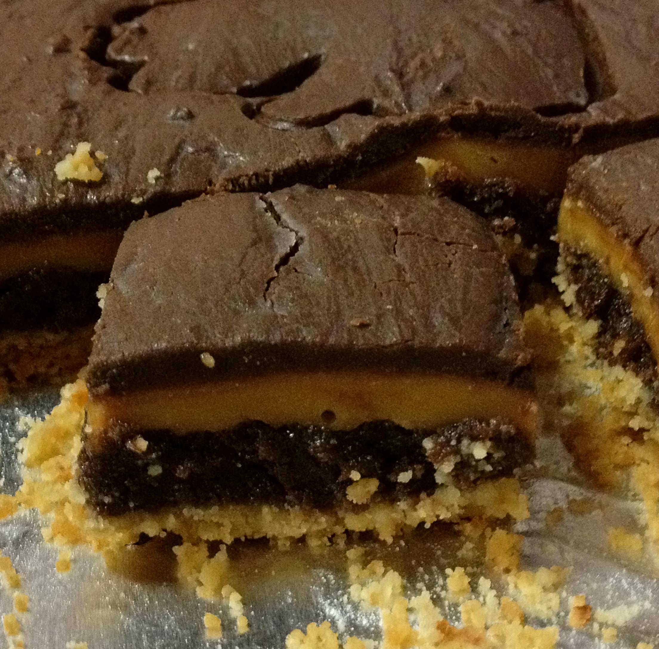 Banzai Birthday Treats Twix Brownies For Renshi Munchies Mind