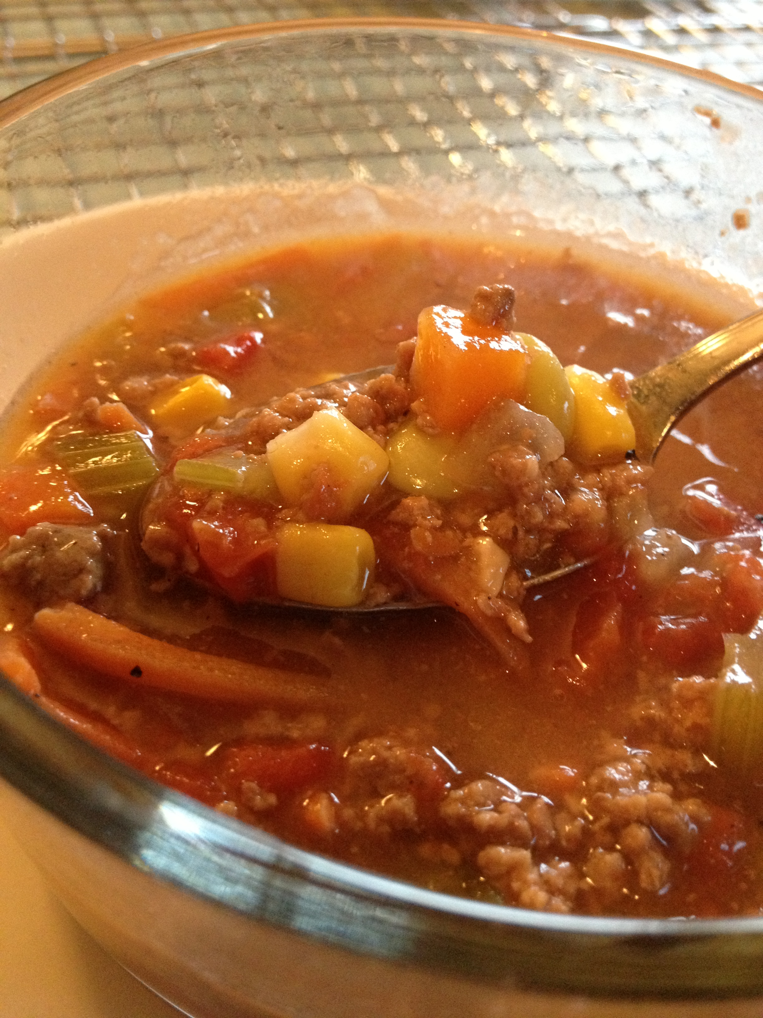 Kansas City Plaza Steak Soup Recipe