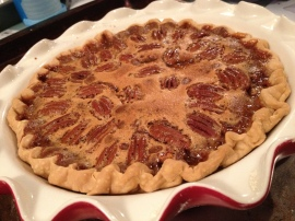 Pecan Pie from Deerfield's Bakery