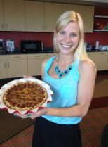 Deerfield Bakery's Pecan Pie